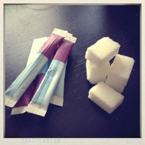 Grossesse alitée et aspartame