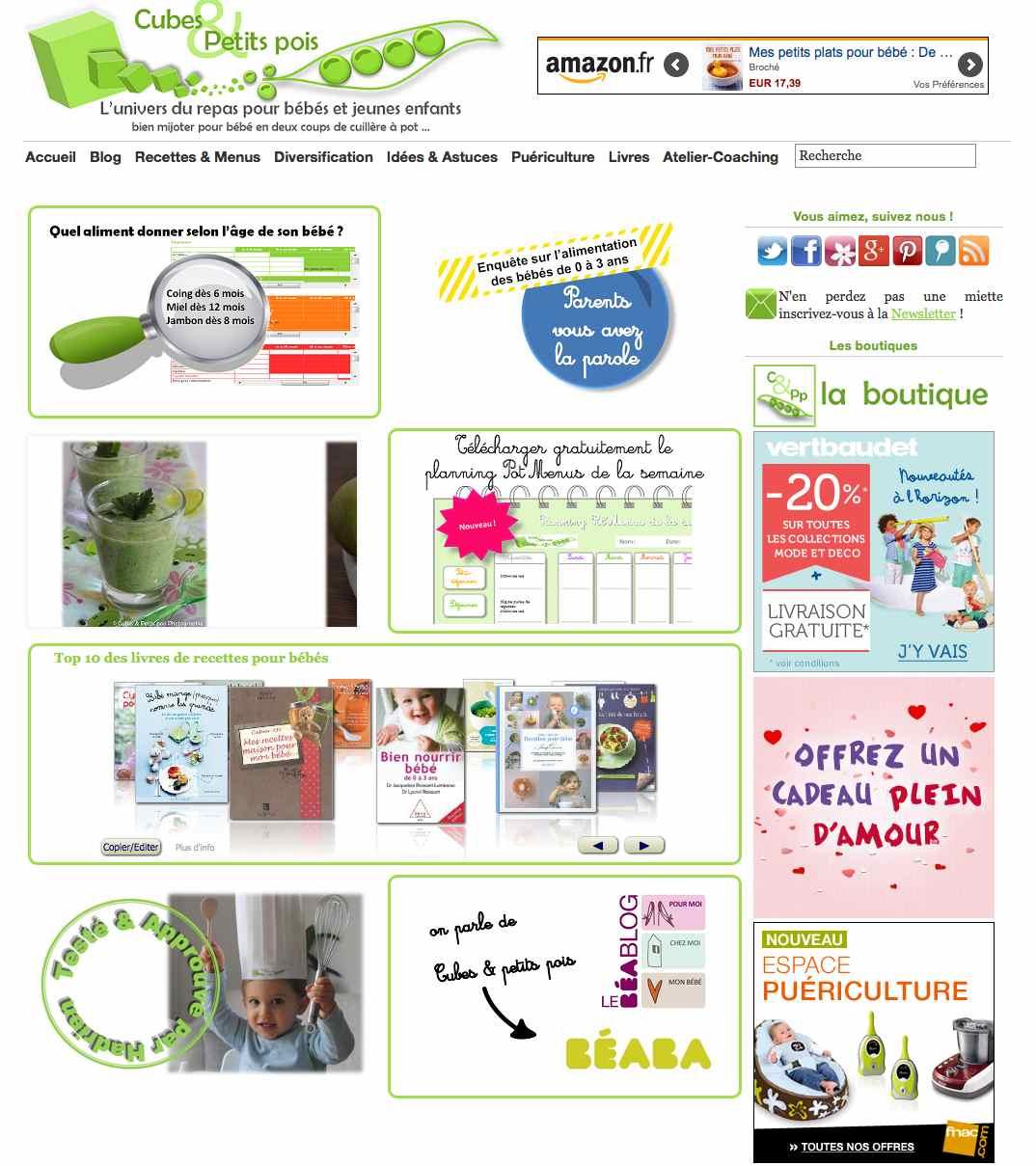 site pour tout savoir sur l 39 alimentation des b b s maman alit e. Black Bedroom Furniture Sets. Home Design Ideas