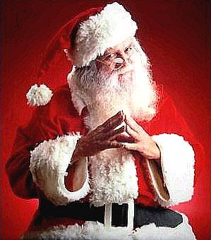 [Jeu concours] Maman Alitée se transforme en Père Noël