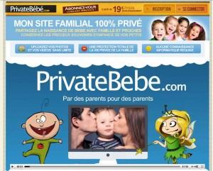 VIDEO : test du site internet privatebebe.com